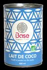 LAIT DE COCO BIO à base de noix de coco royale 400ML