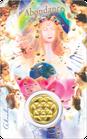 Carte Médaille Abondance