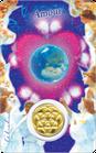 Carte Médaille Amour