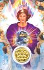 Carte Médaille Uriel