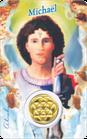 Carte Médaille Mickaël