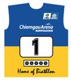 Original Biathlon Startnummer Ukraine / Bib Ukraine