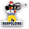 Pin Biathlon Ruhpolding Schiessen