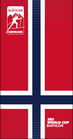Multifunktionstuch Weltcup Norwegen