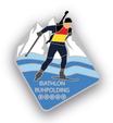 Pin Biathlon Ruhpolding Läufer
