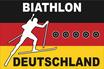 Pin Biathlon Deutschland