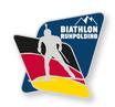 Pin Biathlon Ruhpolding Fahne