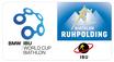 Pin Biathlon Ruhpolding Kombilogo
