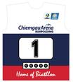 Original Biathlon Startnummer Russland / Bib Russia