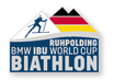 Pin Worldcup Biathlon Ruhpolding