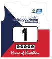 Original Biathlon Startnummer Tschechien / Bib Czech Republic