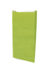Bolsa sobre regalo celulosa blanco fondo verde pistacho Ref. 1314
