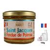 Saint Jacques fondue de poireau 100g