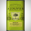 Huile d'olive au Basilic 25 cl