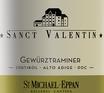 ` Gewürztraminer St. Valentin, St. Michael Eppan, D.O.C., % Vol., 0.75L