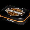 Harley Davidson Black Logo