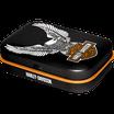 Harley Davidson Eagle black