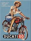 Pin Up Ducati
