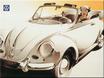 VW Cabrio weiß