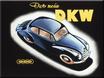 DKW Auto blau