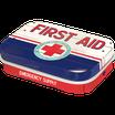 First Aid blau