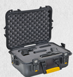 7.PL108021 / All Weather / Pistol & Revolver Case Large