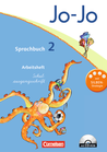 Jo-Jo Sprachbuch 2, Arbeitsheft m. CD-ROM