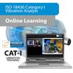 Vibration Analysis ISO Category I and ASNT Level I - Online Learning