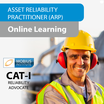 Asset Reliability Practitioner [ARP] Category I MANAGER-ENGINEER AWARENESS Online Learning Course Track-B