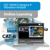 Vibration Analysis ISO Category II and ASNT Level II - Online Learning
