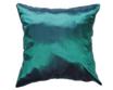 タイシルク クッションカバー  【無地】 シンプル デザイン  エメラルド グリーン 【緑】   【Simple Design , Emerald Green / Thaisilk Cushion Cover】45×45cm 対応