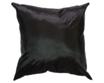 タイシルク クッションカバー  【無地】 シンプル デザイン  ブラック 【黒】   【Simple Design , Black / Thaisilk Cushion Cover】45×45cm 対応