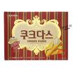 韩国可瑞安奶油夹心蛋卷饼干144G