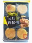 鹭林金丝肉松饼原味160G