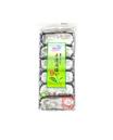 竹叶堂手工麻薯(绿茶)180G*24盒