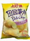 上好佳田园薯片(宫保鸡丁味)50G