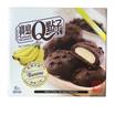 宝岛Q点子麻薯瓜饼(香蕉味)160G