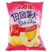 上好佳田园薯片甜辣味50G