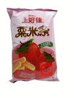 上好佳栗米条(草莓味)45G