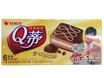 好丽友Q蒂摩卡巧克力味蛋糕23