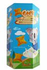 SOEK小熊饼干200G*10桶(牛奶灌心)