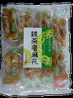 明奇绿茶麻花250G