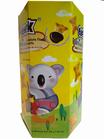 SOEK小熊饼干200G*10桶(巧克力灌心)
