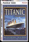 Titanic, Puzzle 1000 Teile
