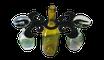 Wine Bottle/Wine Glass Holder