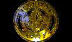 Oval Fleur de Lis Sign-Large