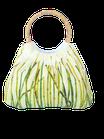 Bambus Tasche ,Banilla'