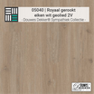 Sample 05040 Royaal Gerookt Eiken Wit Geolied 2V
