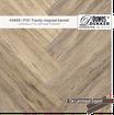 Sample 04858 DD PVC Trendy visgraat kaneel