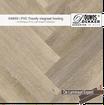 Sample 04859 DD PVC Trendy visgraat honing